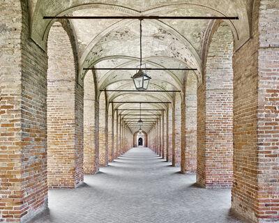 David Burdeny, 'Galleria degli Antichi, Sabbioneta MN, Italy', 2016