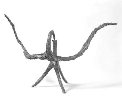 "Alexander Calder, 'Antlers Stabile ""mobile"" in bronze', ca. 1945"