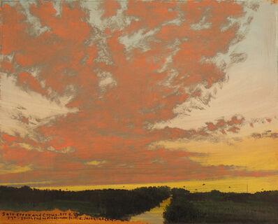 Keith Jacobshagen, 'Salt Creek and Crows', 2009