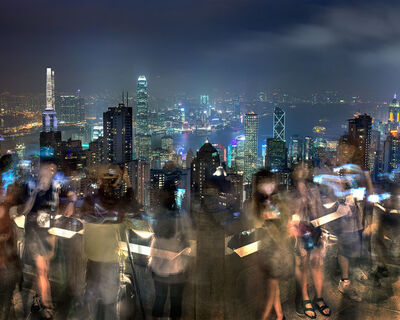 Matthew Pillsbury, 'The Peak, Hong Kong', 2016