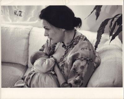 André Kertész, 'Pour Grand-mère', 1978