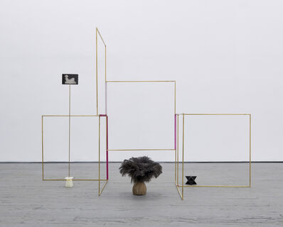 Claudia Peña Salinas, 'Chac Mool', 2017