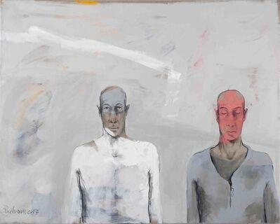 Bahram Hajou, 'The Three', 2018
