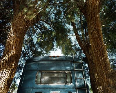 Pamela Littky, 'Blue Bus', 2009-2012
