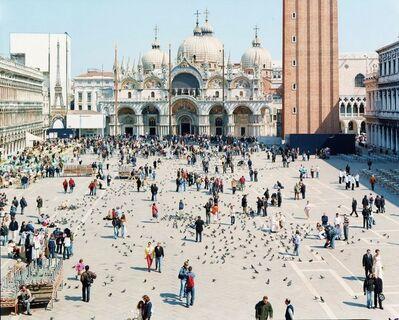 Massimo Vitali, 'Venezia San Marco', 2006