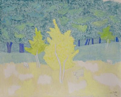 Sally Michel Avery, 'August Light', 1970