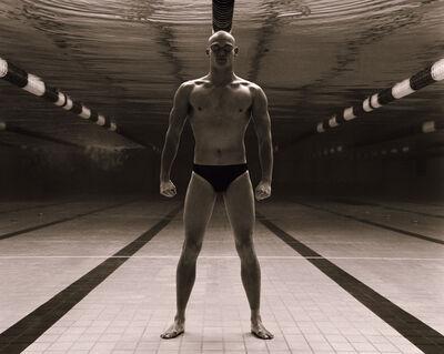 Anderson & Low, 'Michael Klimm, Swimmer', 1999