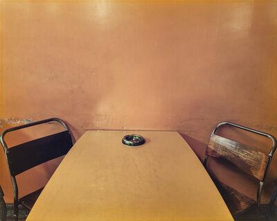 Paul Graham, 'Ashtray on Table, Morley's Café, Markham Moor, Nottinghamshire, February 1981', 1981