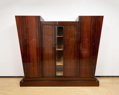 André Sornay, 'Cabinet in Indian rosewood ', ca. 1929