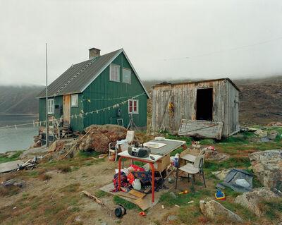 "Olaf Otto Becker, '705 Nuussuaq, 07/2006 74° 06'45"" N, 57° 03'32"" W', 2006"