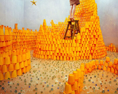 JeeYoung Lee, 'Reaching for the Stars', 2009