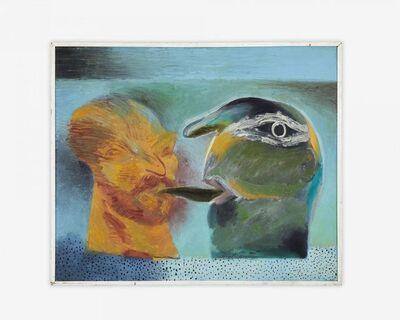 Gilberto Navarro, 'El de Van Gogh II', 1988