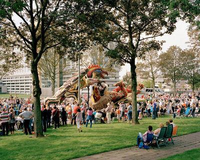 Tom Janssen, 'Fruit parade Tiel', 2011