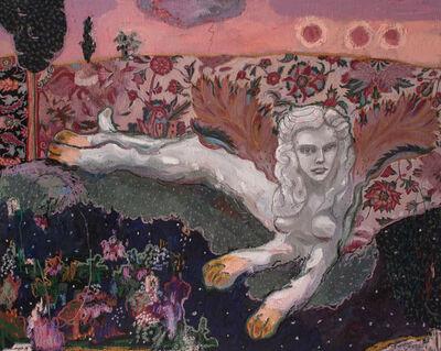 Alexandra Levasseur, 'Jardin du Sphinx II', 2020