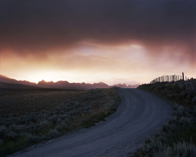 Laura McPhee, 'Valley Road, Custer County, Idaho, 2004 1/5'
