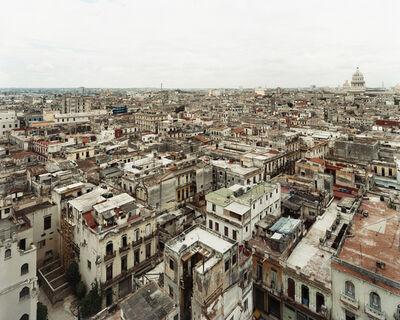 Sze Tsung Nicolás Leong, 'La Habana Vieja I', 2010