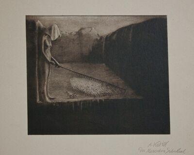 Alfred Kubin, 'Das Menschenschicksal', 1903