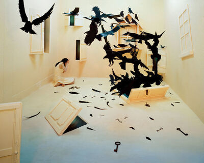 JeeYoung Lee, 'Black Birds', 2011