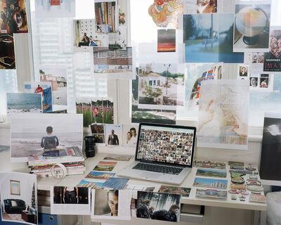 Guanyu Xu, 'My Desktop', 2018