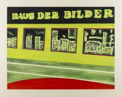 Peter Doig, 'Haus der Bilder', 2000-2001