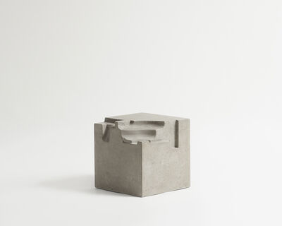 Stacklab, 'Cube, Side Table', 2016