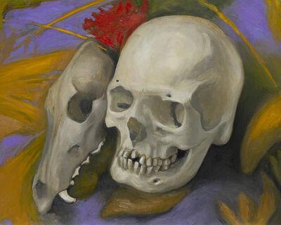 Dwayne Carter, 'Two Skulls', 2019