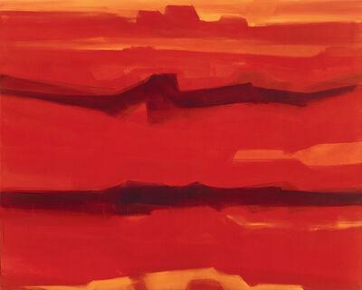Bernd Zimmer, 'Painted Desert III', 1997