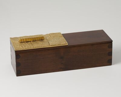 "Aldus, '""Stick,"" Decorative Box', 2013"