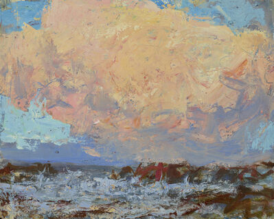 Allan Macdonald, 'Pink Cloud', ca. 2019