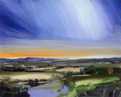 Simon Andrew, 'Fields After the winters', 2020