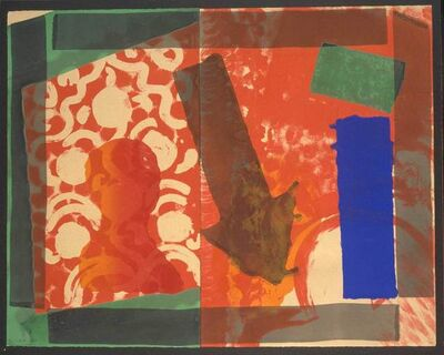 Howard Hodgkin, 'Moonlight', 1980