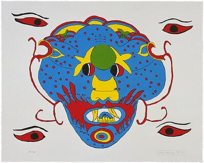 Allen Ginsberg, 'Untitled #4', 1998