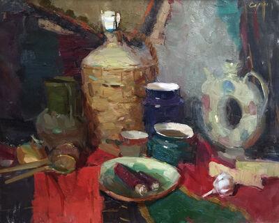 Sergey Kovalenko, 'Artists Still Life', 2016