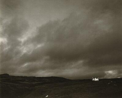 Pentti Sammallahti, 'Isle of Sky, Scotland', 1980