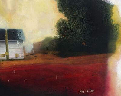 Don Pollack, 'Resaca', 2008