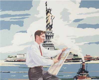 Martin Mull, 'Study for Art in America', 2007