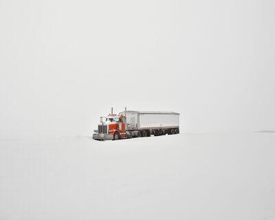 David Burdeny, 'Snowbound, Saskatchewan, CA', 2020