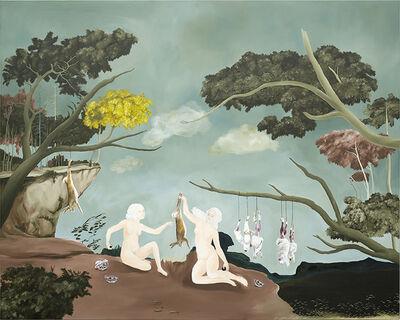 Sanam Khatibi, 'With tenderness and longing', 2015