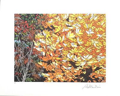 Rolandi (Maurizio Coccia), 'Landscapes Of Autumn', Late 20th century