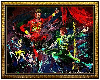 LeRoy Neiman, 'Dancers', 20th Century