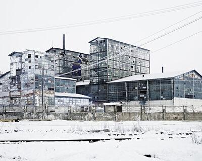 Tamas Dezso, 'Sodium Factory (Ocna-Mures, Central Romania), 2012, From the series Notes for an Epilogue', 2012