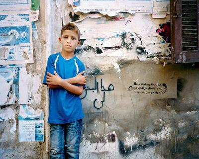 Rania Matar, 'Mohammad 8, Beiru', 2014