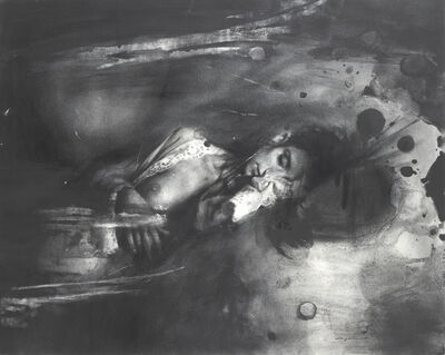 Jeremy Mann, 'No Sleep Where Sorrow Woes', 2020