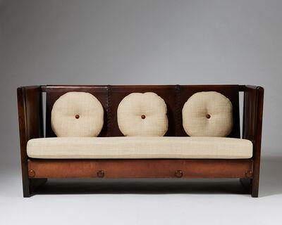 Axel Einar Hjorth, 'Funkis sofa', 1932