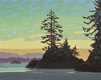 Clayton Anderson, 'Tofino Sunset', 2021