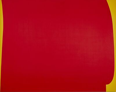 Ray Mead, 'Untitled (Red & Yellow)', 1976