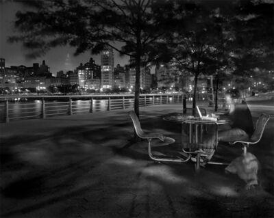 Matthew Pillsbury, 'Leslie & Ella on the Hudson, Wednesday, May 31st, 9:26-9:47 p.m.', 2006