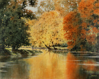 Charles Harrington, 'Fall at Bella Vista', 2015