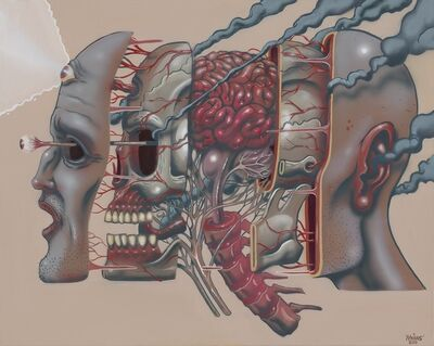 NYCHOS, 'Endless Layers Till Consciousness', 2018