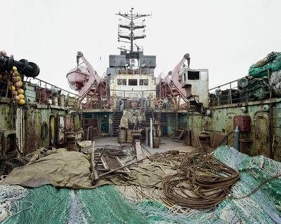Olaf Otto Becker, 'Russian Fishing Trawler', 2002